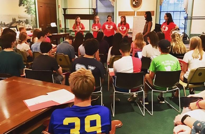 HCS Junior Board Meeting