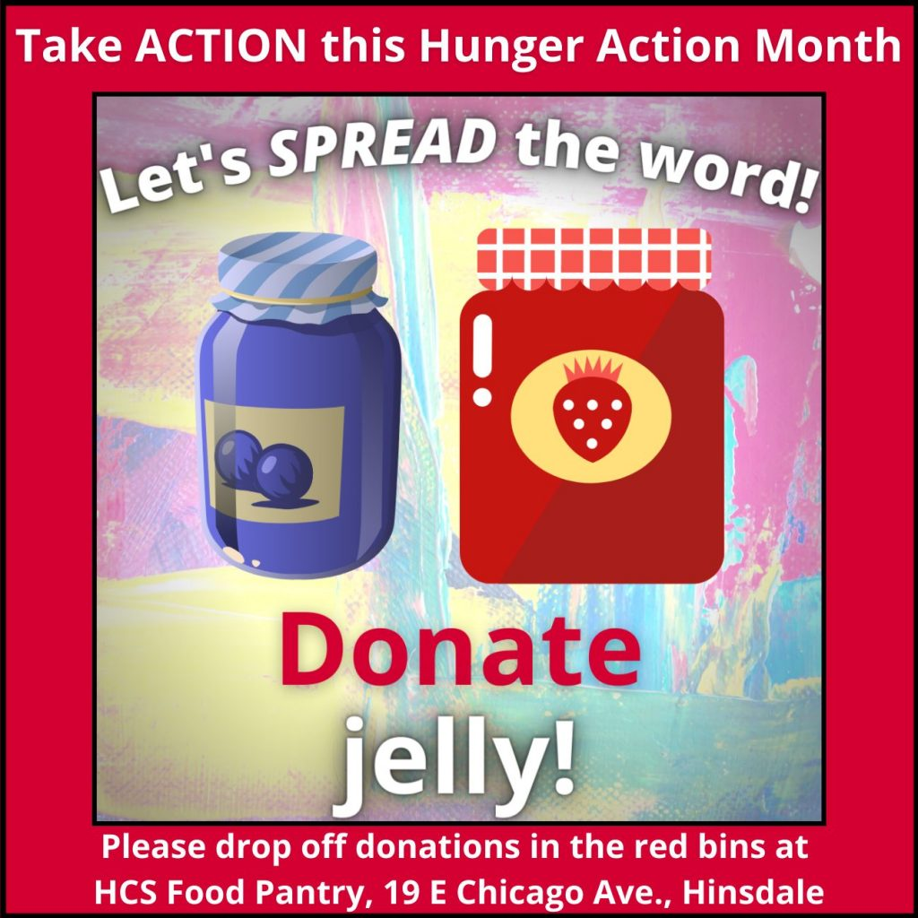 Donate jelly